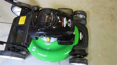Push Mower Fuel Filter by Lawn Boy 21 In Kohler High Wheel Push Gas Walk