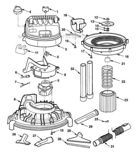 Ridgid Wet Tile Saw by Ridgid Wd19500 Parts List And Diagram Ereplacementparts Com