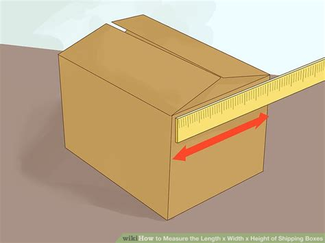 3 Ways To Measure The Length X Width X Height Of Shipping