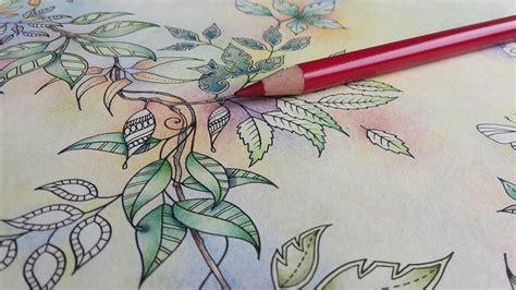 Colouring Secret Garden