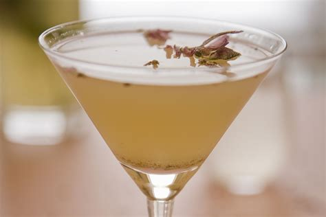 easy gin  lavender martini recipe
