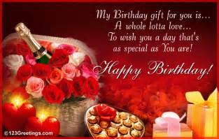 the heartfelt birthday greetings for your loved ones birthday