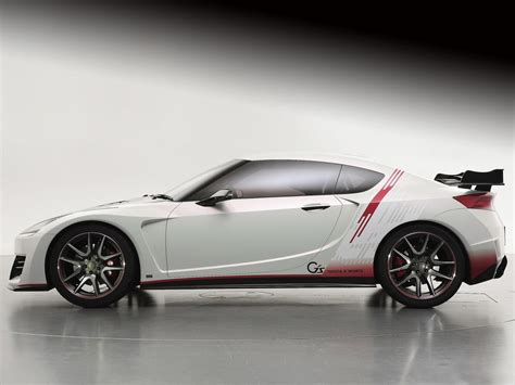 2010 Toyota Ft-86g Sports Concept