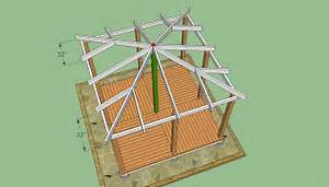 Image of: Gazebo Plan Free Howtospecialist Build Step Japanese Style Gazebo Designs For The Home Garden