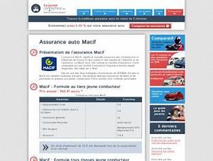 Macif Devis En Ligne : assurance auto jeune conducteur macif simulation tarif assurance auto jeune conducteur ~ Medecine-chirurgie-esthetiques.com Avis de Voitures