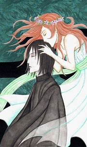 Lily and Severus Snape | Snape and lily, Severus snape ...