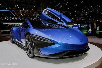 Techrules Nice Cars Supercar Chinese Propulsion System