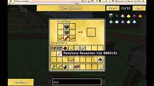 Minecraft  Pulverizer And Induction Smelter  Starting Of