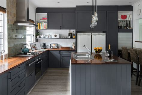 grey kitchen island tips for updating a kitchen sa garden and home