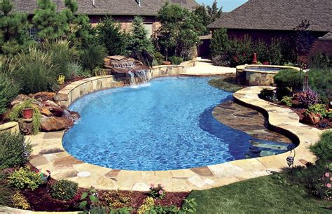 pool 8 form free form pools blue pools for the home