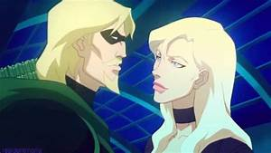 Black Canary And Green Arrow Young Justice