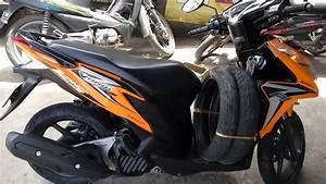 Honda Vario Techno 125 Fi Ban Fdr Depan 90  80