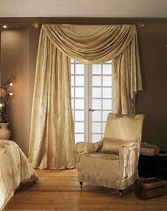 decoration rideau chambre a coucher modeles rideaux With modele chambre a coucher