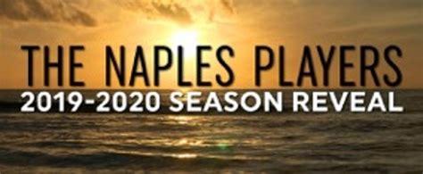 naples players announce season loves calendar