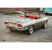1971 Fiat 850 Spider For Sale