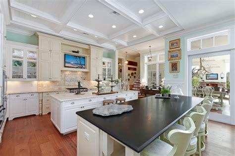 west island kitchen island kitchen tropical kitchen miami by
