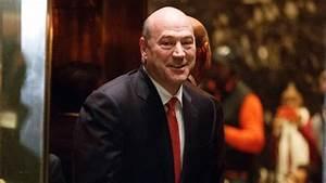 Trump asks Goldman Sachs exec Gary Cohn to head National ...