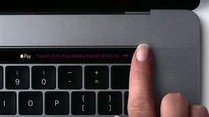 Touch By Touch : here 39 s everything you can do with the new macbook touch bar the verge ~ Orissabook.com Haus und Dekorationen