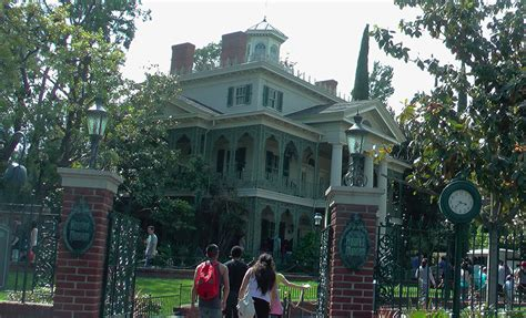 the secret history of disney rides haunted mansion