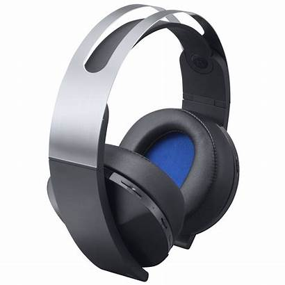 Headset Ps4 Platinum Mic Unboxing Playstation Wireless