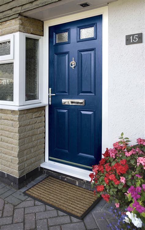 New Front Door And Frame by New Front Door Cost 2019 Upvc Timber Composite Door