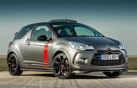 Citroen Ds3 Racing by Citroen Ds3 Cabrio Racing Ultra Limited Edition Goes On Sale