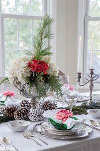 6, Tips, For, Creating, Elegant, Christmas, Table, Settings, In, The, Kitchen