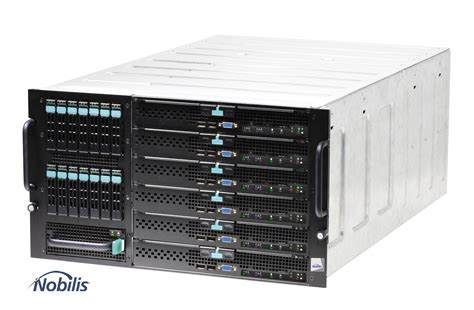 Intel Launches New Modular Server Building Blocks For