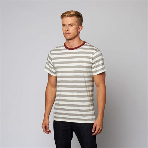Stripe Tees V45 000 harrison stripe grey s ambig clothing touch