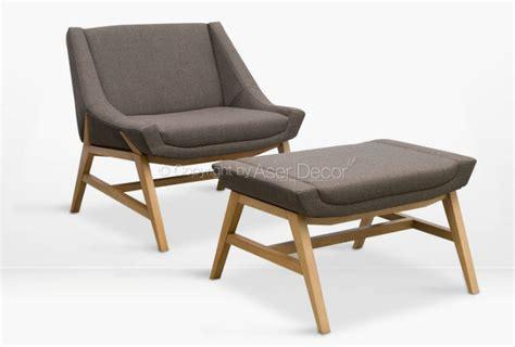 Poltrona Design Madeira : Poltrona Graus Madeira Design Linho Cinza Sala