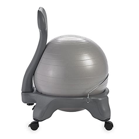 ball chair luxfit premium fitness exercise ball chairs
