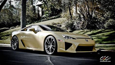 lexus lfa custom lexus lfa with custom wheels cec in los angeles ca us