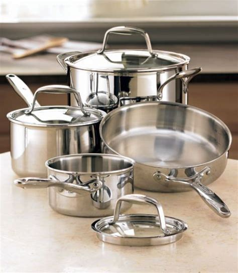 chef pampered cookware stainless steel kitchen traditional cooking pans pot courtesy