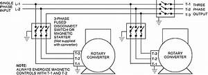 Rotary Phase Converter Versus Trying To Run A Vmc Straight