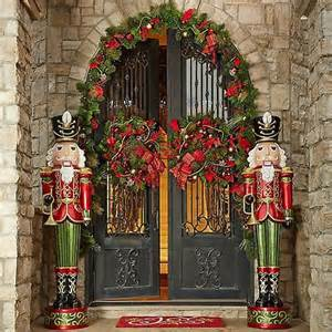 lifesize nutcracker 6 christmas soldier decorations holiday indoor outdoor home what s it worth
