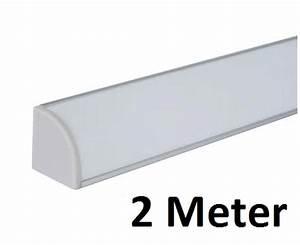 Ledstrip 2 Meter : led profiel 2 meter hoek abc ~ Frokenaadalensverden.com Haus und Dekorationen