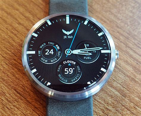 9 Exceptional Android Wear Watch Faces Computerworld