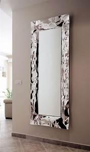 Grand Cadre Deco : grand miroir mural pour une d co l gante ~ Teatrodelosmanantiales.com Idées de Décoration