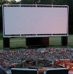 outdoor theater  pvc  site