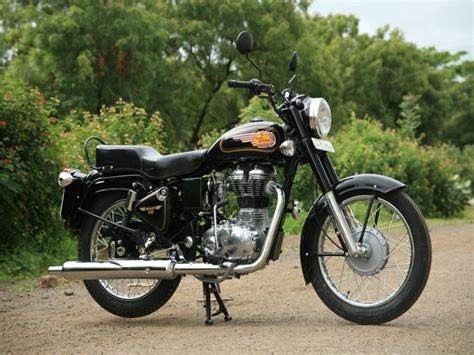 Enfield Bullet 350 Image by Enfield Enfield Bullet 350 Moto Zombdrive