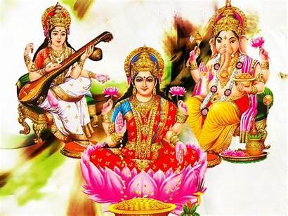 Diwali Hindu Goddess Ji God Laxmi Ganesh