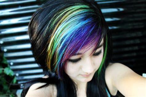 1000 Ideas About Peacock Hair On Pinterest Peacock Hair