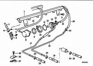 Original Parts For E36 M3 S50 Coupe    Fuel Preparation