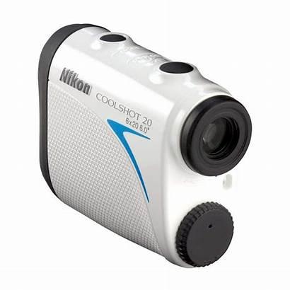 Rangefinder Nikon Laser Manual Golf Finder Range
