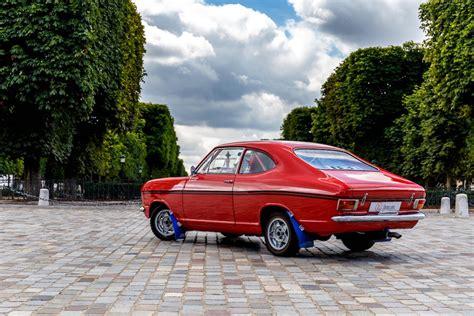 Opel Car : 1969 Opel Rallye Kadett