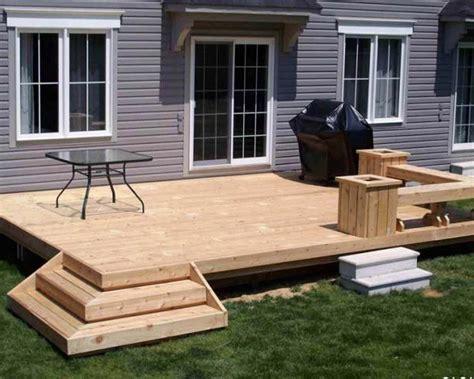 Backyard Decks Ideas For Small Yards