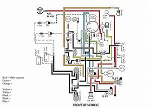 Vacuum Line Diagram Please