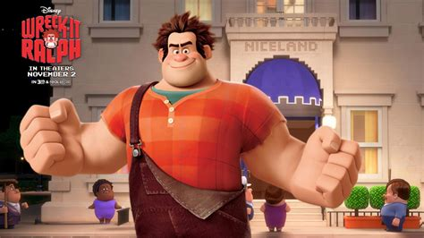 ralph  wreck  ralph wallpapers hd wallpapers id