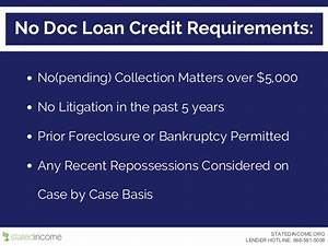 Stated income no doc loans statedincomeorg for Stated income no documentation loans
