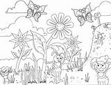 Coloring Ant Pages Grasshopper Ants Fun Anthill Clipart Colouring Educational Printable Template Story Preschool Education Hill Sheet Creative Activities Books sketch template